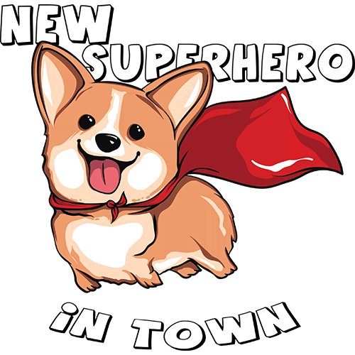 New superhero