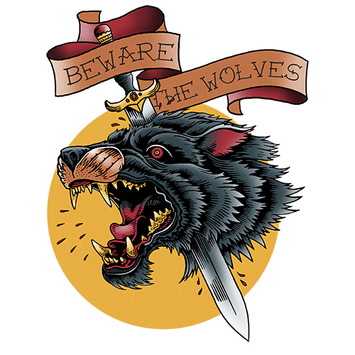 Щампа - Beware the wolves