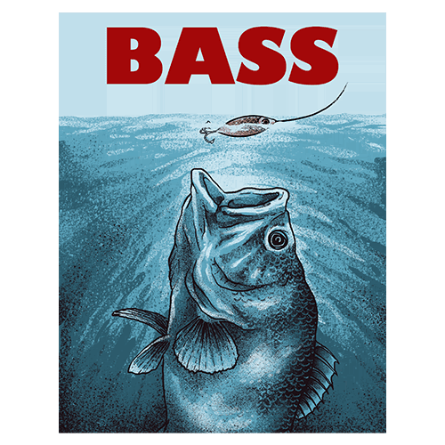 Щампа - Fishing Bass