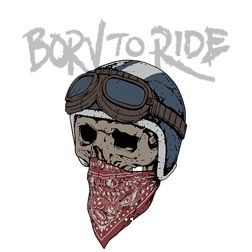 Щампа - Born to ride