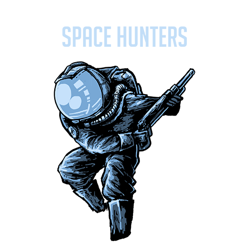 Space hunters