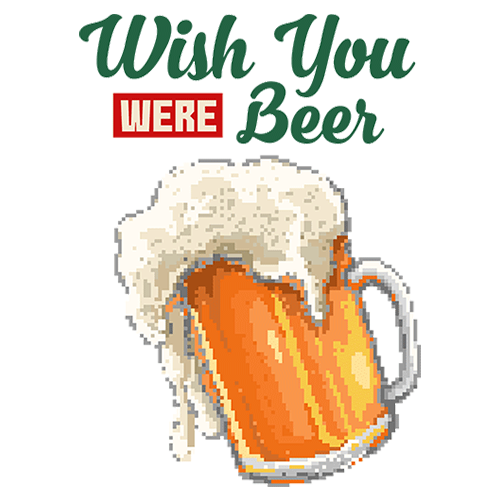Щампа - Wish You Were Beer