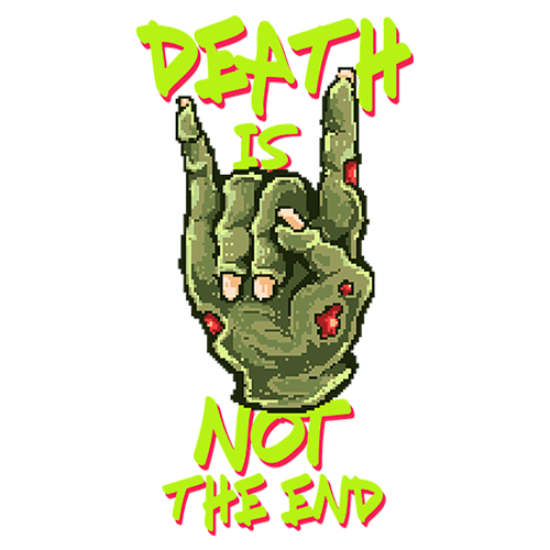 Щампа - Death Is Not The End