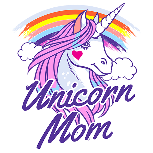 Щампа - Unicorn mom