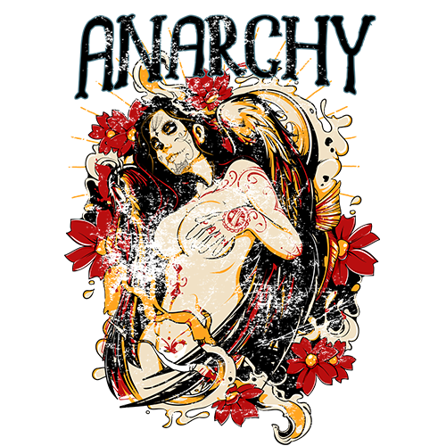 Щампа - Anarchy Angel