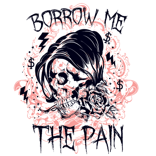Щампа - Borrow me the pain