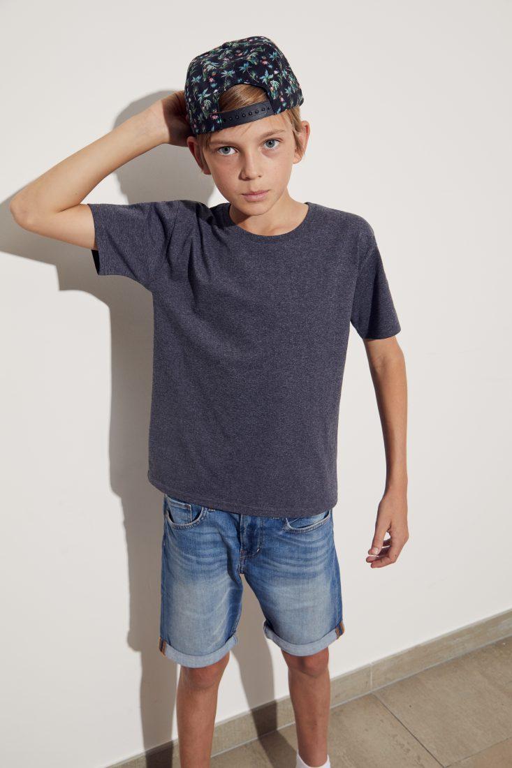 Детска тениска Iconic момче