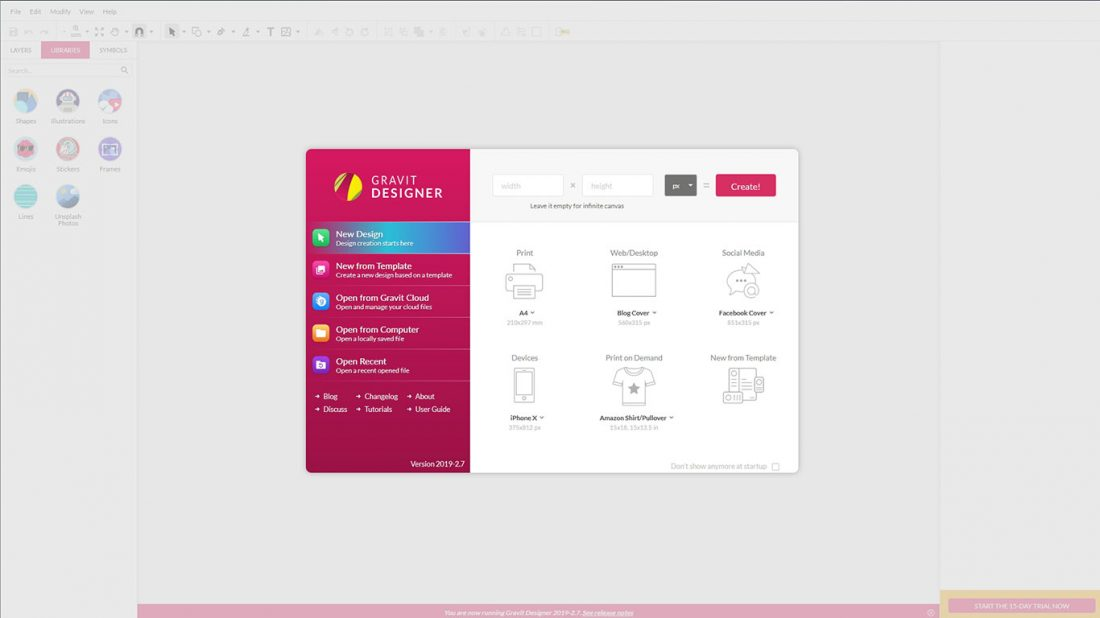 Gravit.io - изнструмент за векторни дизайни